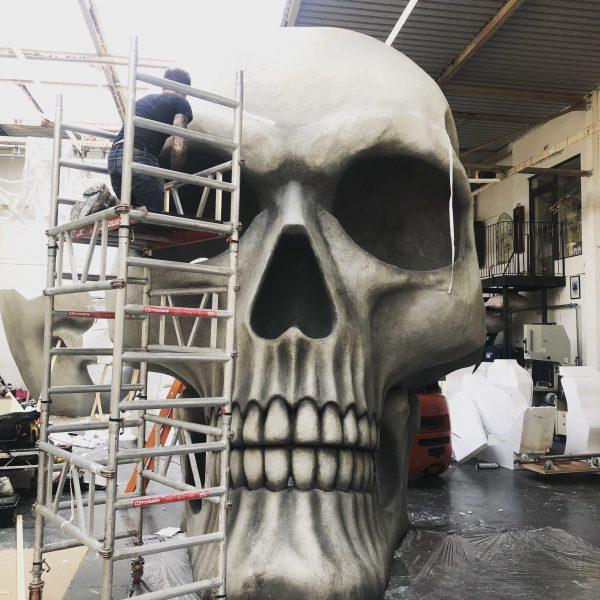 Dave's Skull